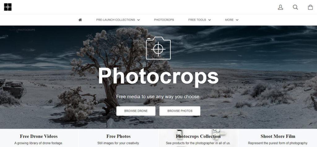 Photocrops imágenes para editar en photoshop
