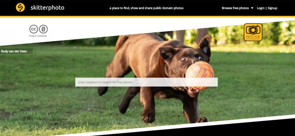 Skitter Photo Banco de imágenes