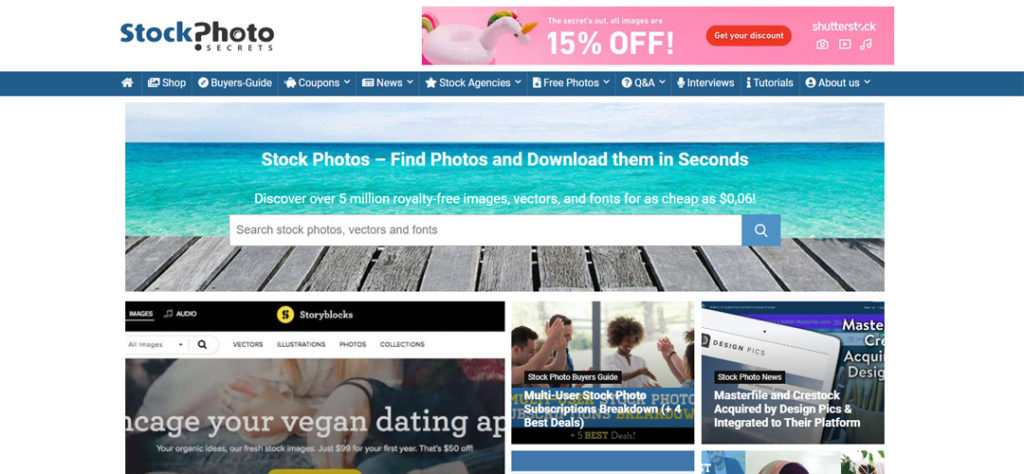 Stock Photo Secrets Banco de imágenes