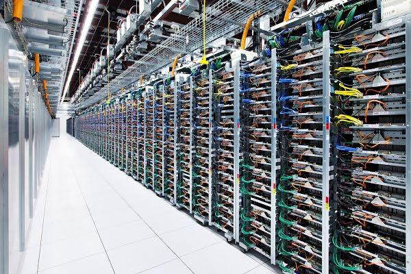 Servidores Buscador de Google